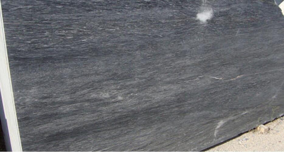 Evia grey marble slabs