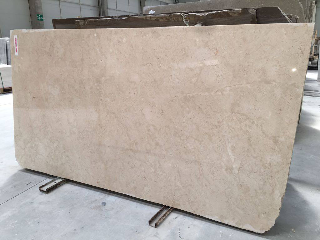 Extra Quality Crema Nuova Slabs Polished Beige Marble Slabs