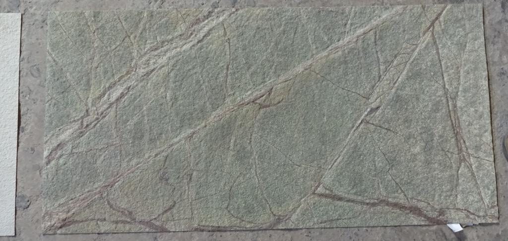 F Green Marble Flexible Natural Thin Stone Veneers