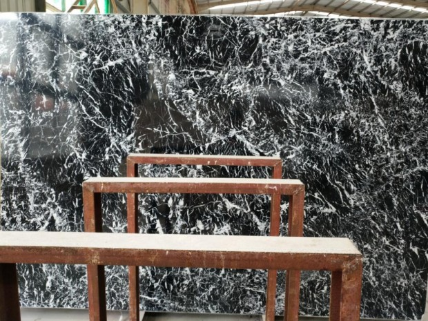 FOREST SNOW SLAB Marble in Slabs