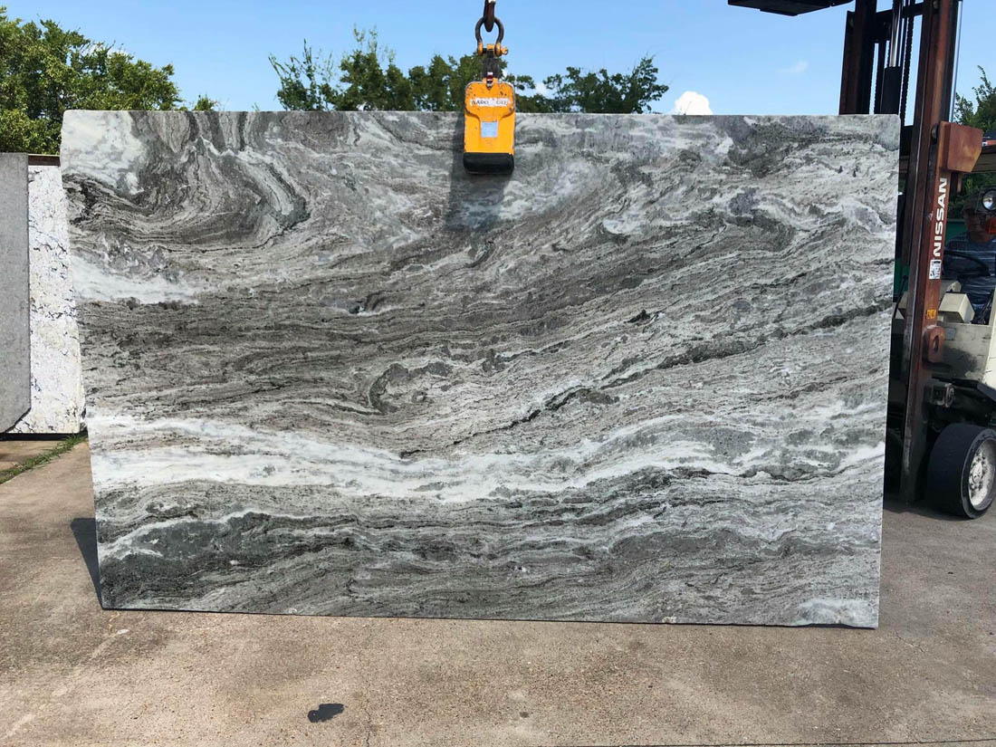 Fantastico Grey Exotic Marble Slabs