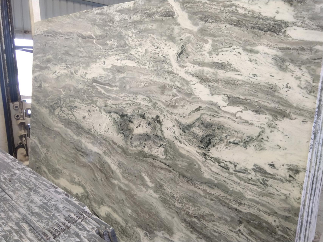 Fantasy Brown 3cm Marble Slabs Indian Top Quality Marble Slabs