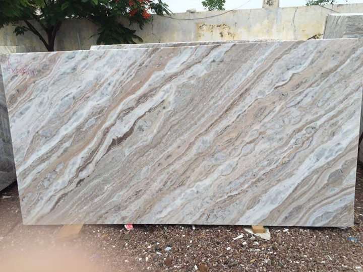Fantasy Brown Marble Polished Slabs Indian Marble Slabs