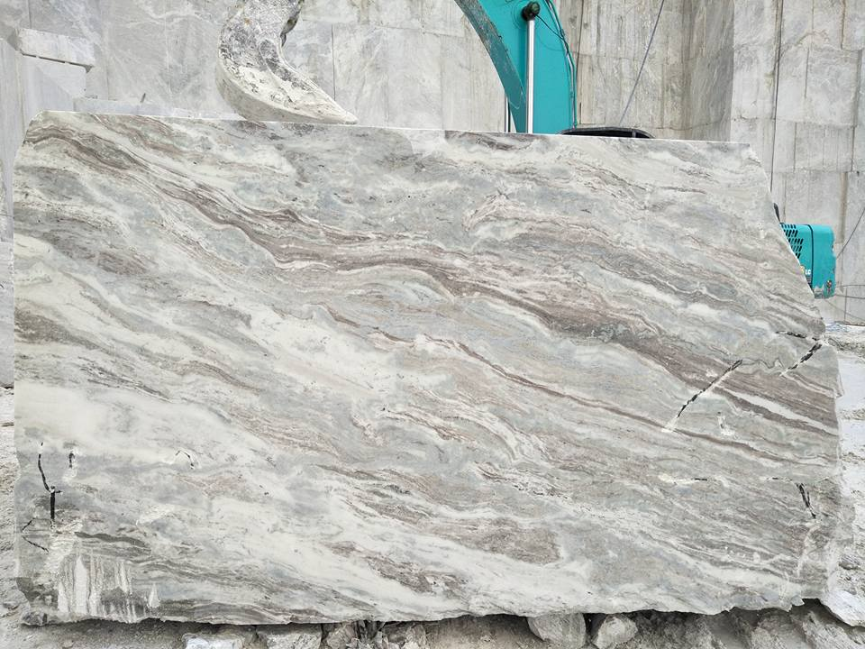 Fantasy Brown Marble Slabs and Blocks for Export