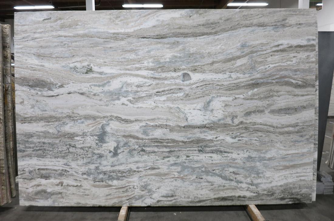 Fantasy Brown Satin Marble Slabs Indian Brown Stone Slabs