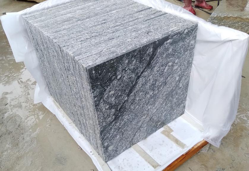 Fantasy Granite Flooring Tiles Grey Granite Stone Tiles