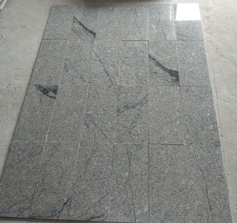 Fantasy Granite Flooring Tiles Grey Polished Granite Tiles
