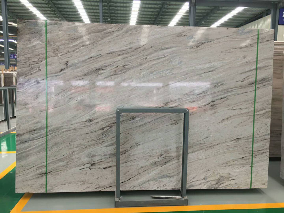Fantasy Sand Marble Slabs for Kitchen Countertops