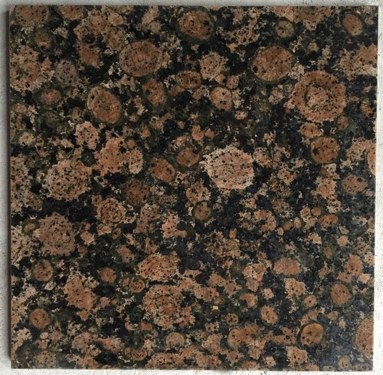 Fargo Baltic Brown Granite Tiles and Slabs