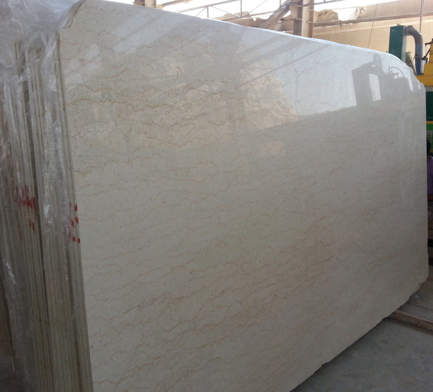 Filetto Beige Marble Stone Slab Polished Egyptian Marble Slabs