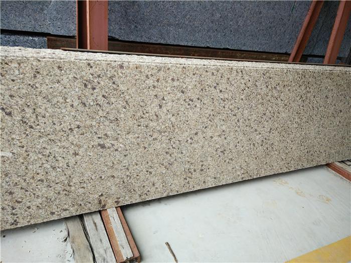 Finnish Yellow Diamond Granite Countertops for Kitchen and Bathroom