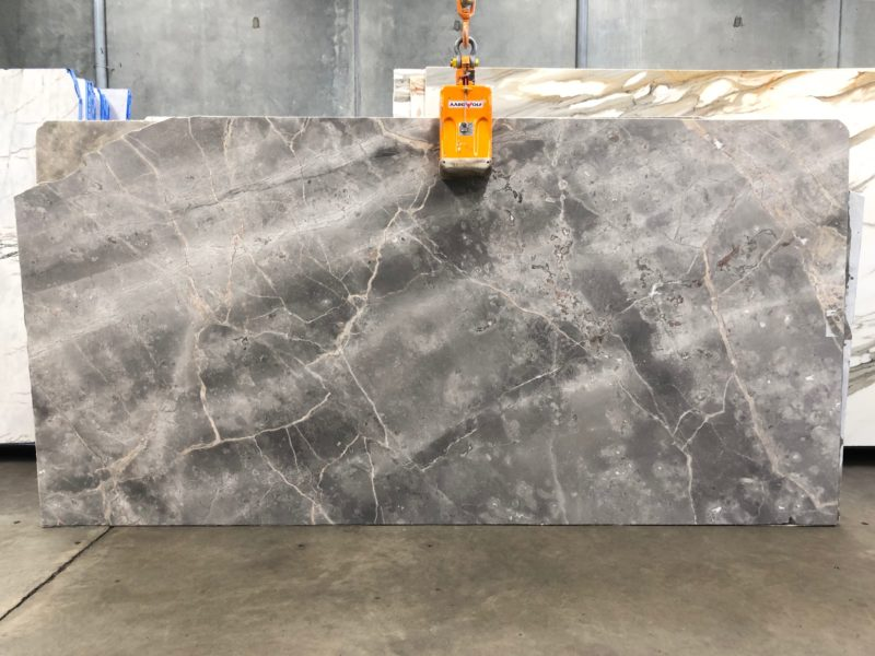 Fior Di Bosco Marble Slabs Grey Marble Stone Slabs for Walls