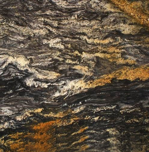 Fire Storm Granite