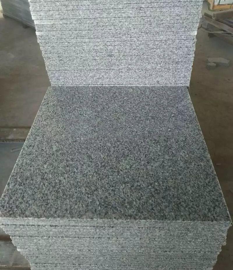 Flamed G603 Tiles Chinese Flamed Granite Stone Tiles