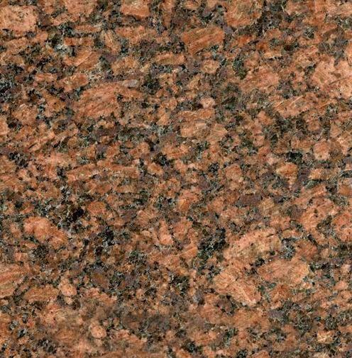 Fontell Red Granite