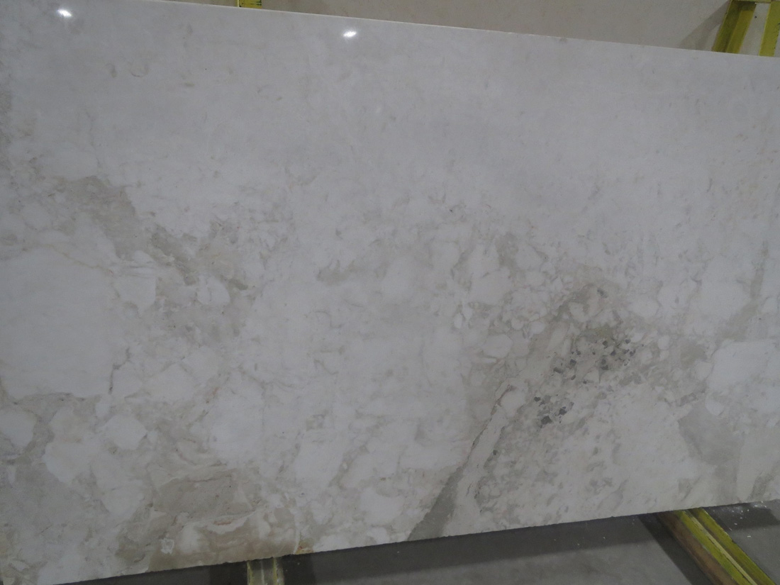 French Vanilla Marble Polished Slab White Marble Slabs