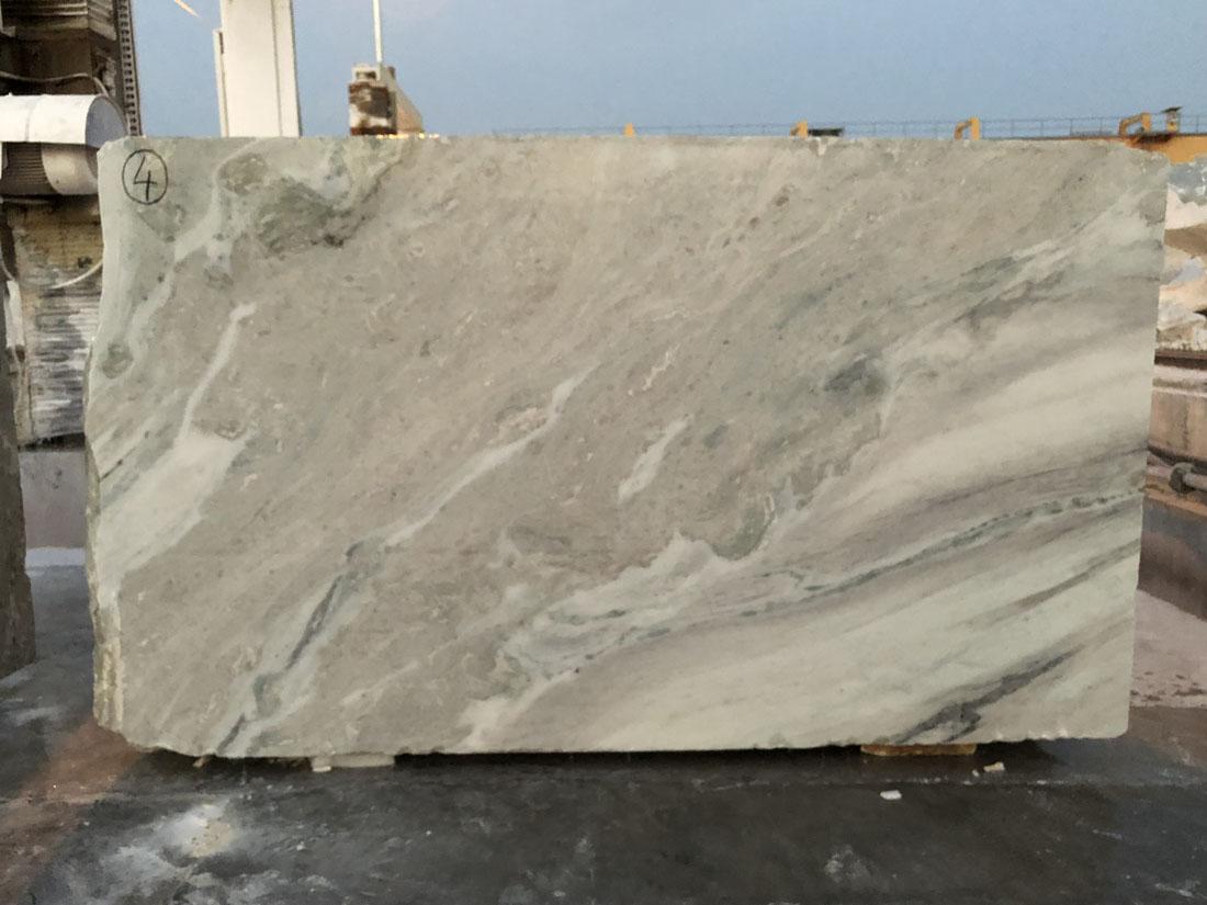 Frozen White Marble Indian Marble Blocks