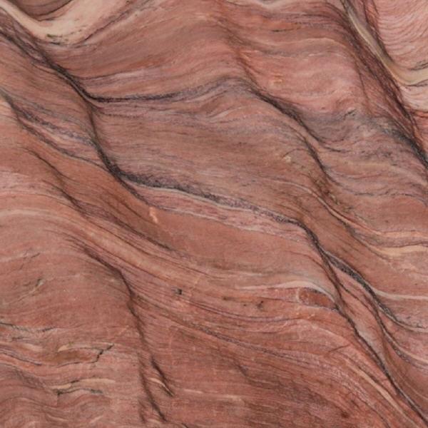 Fusion Fire Quartzite