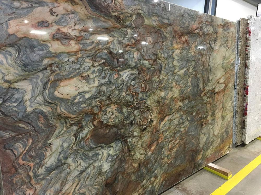 Fusion Granite Slabs Brazilian Polished Granite Slabs