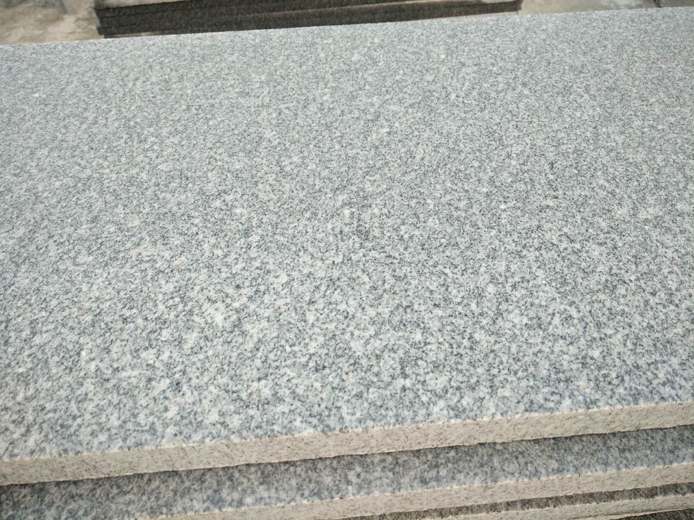 G343 Lu Grey Granite Countertops