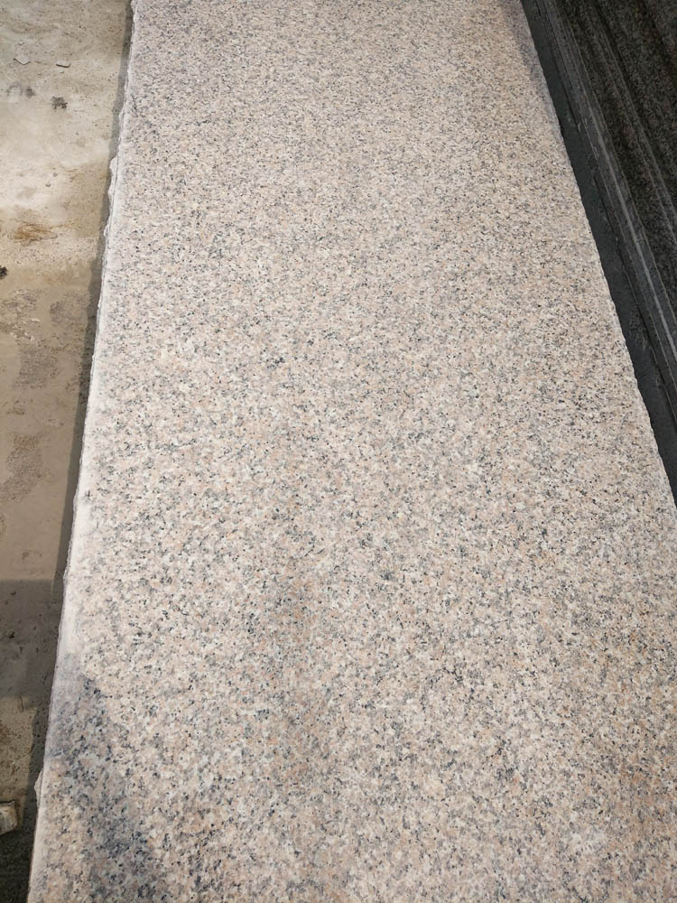 G364 Chinese Cherry Blossom Red Granite Countertops