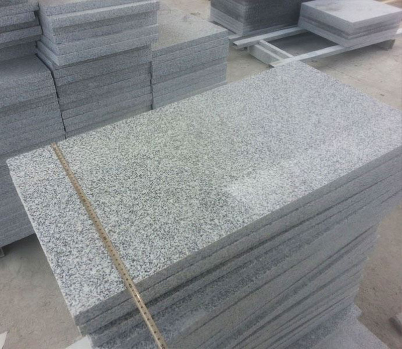 G603 Granite Chinese Grey Granite Polished Tiles