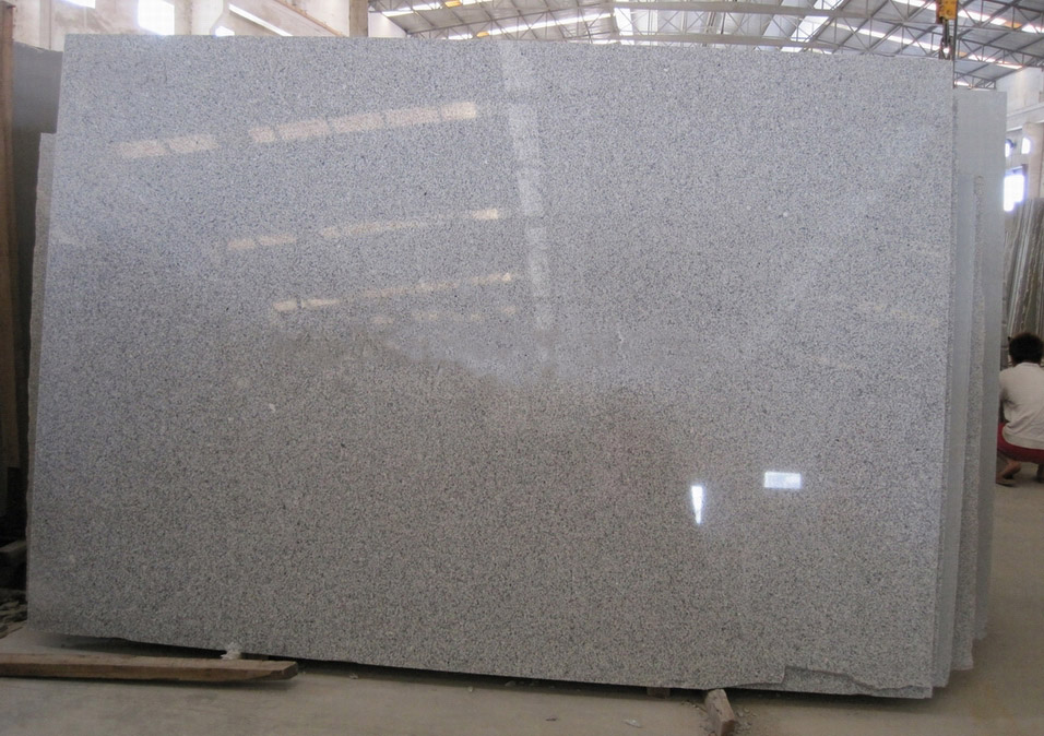 G603 Granite Chinese White Granite Polished Slabs