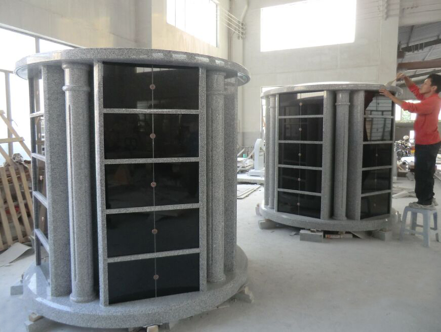 G603 Granite Columbarium