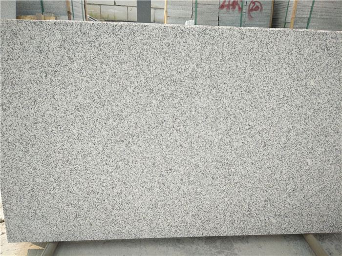 G603 Polished Stone Slab Grey Granite Slab