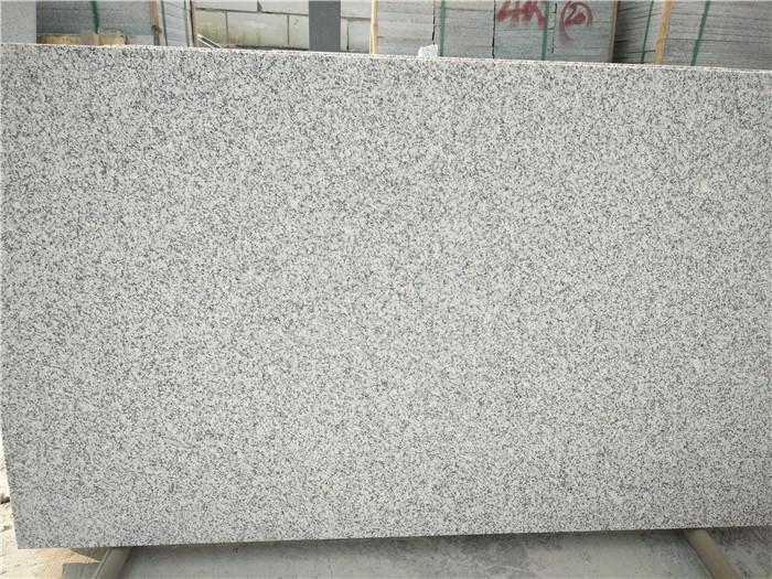 G603 Polished Stone Slab Grey Granite Slab