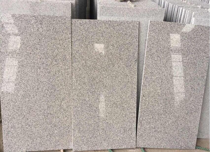 G603 Tile White Polished Granite Tiles