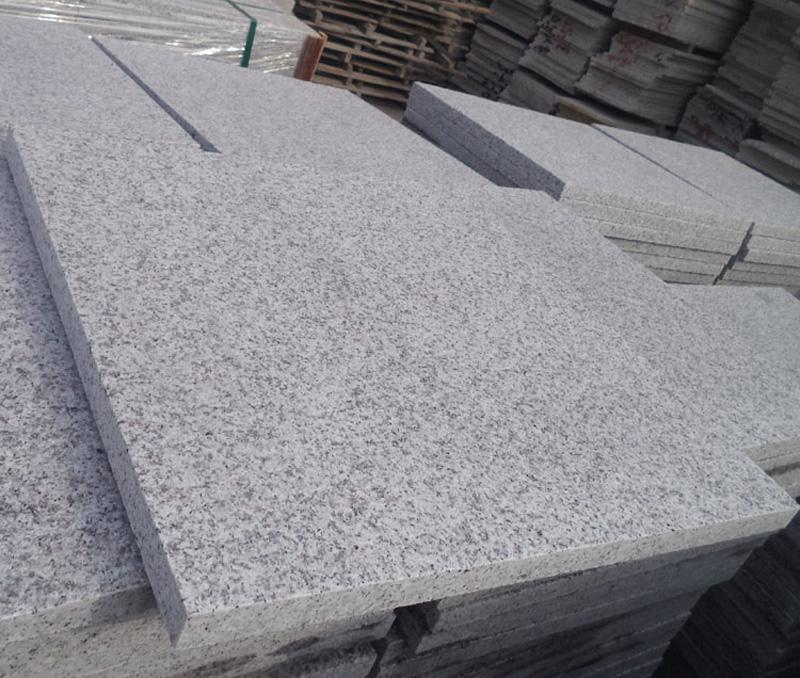 G623 Granite Stone Tiles Chinese White Granite Flooring Stone Tiles