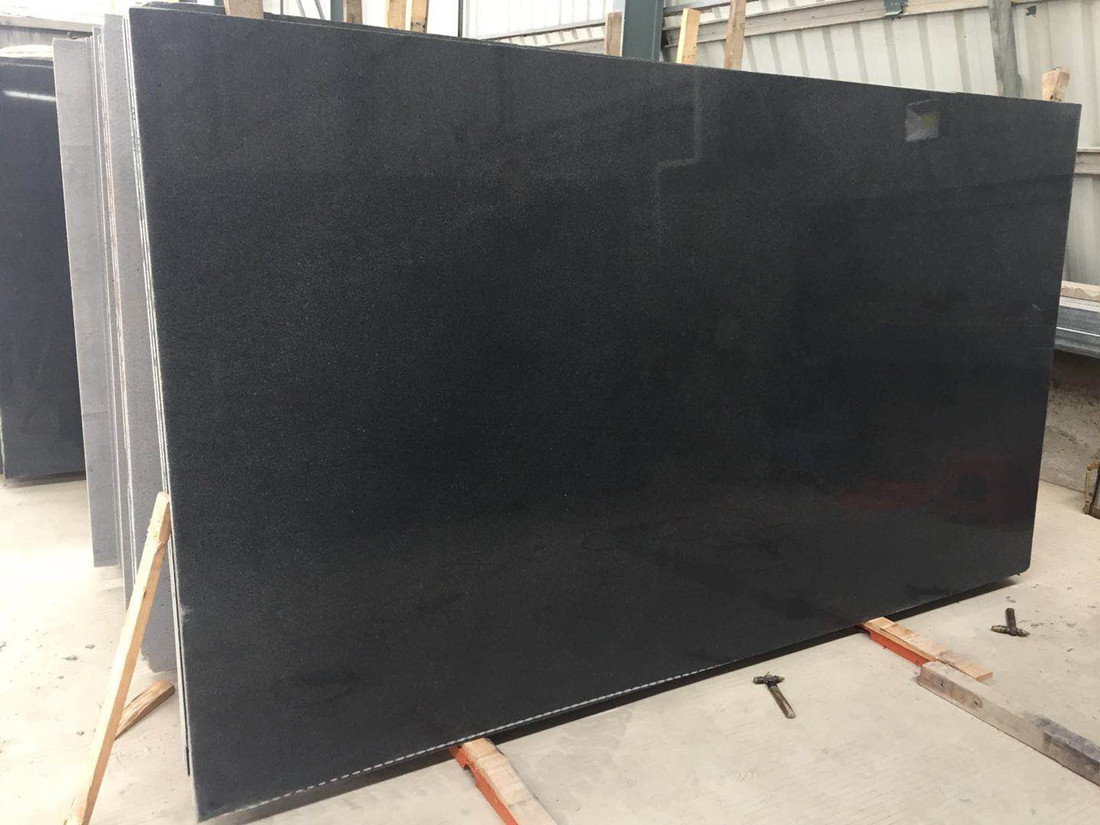 G654 Big Slab Chinese Polished Granite Stone Slabs