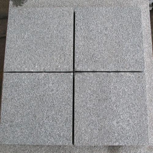 G654 Flamed Paver Granite Stone Paving Stone