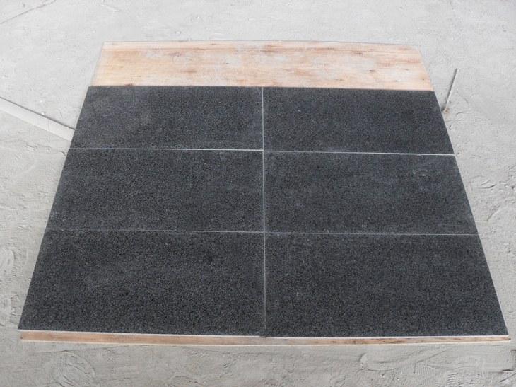 G654 Granite Chinese Black Granite Tiles