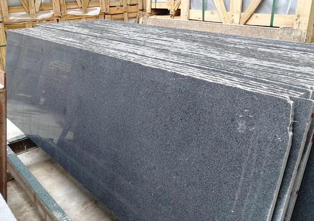 G654 Granite Slabs Polished Grey Granite Slabs