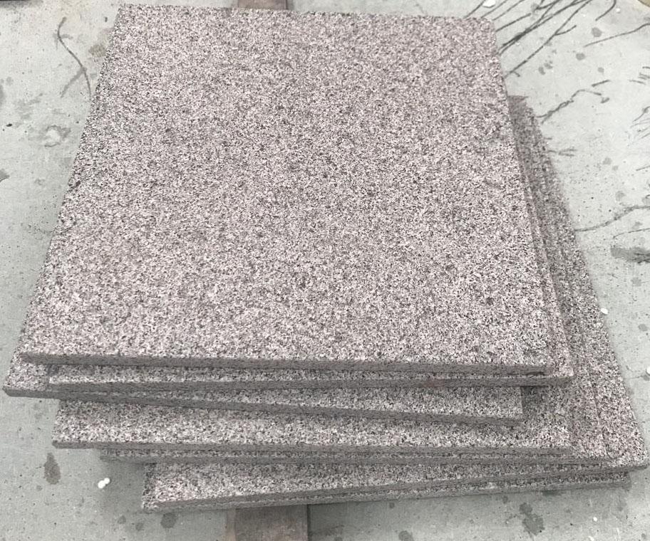 G654 Granite Tile Flamed Granite Tiles