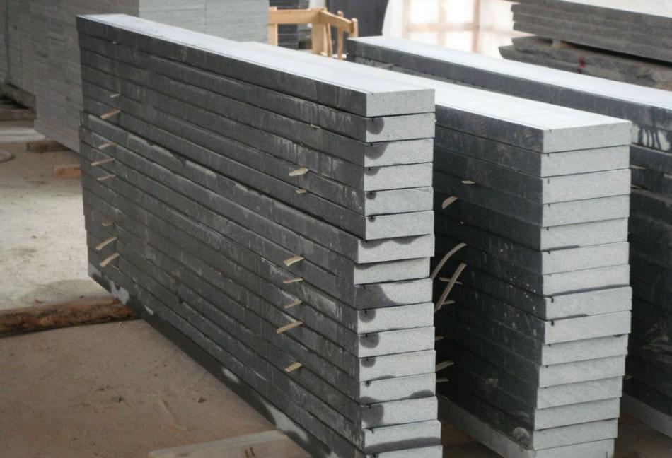 G654 Granite Windowsill