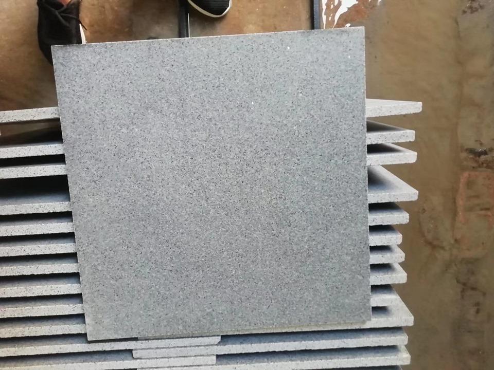 G654 Original Padang Dark Granite Honed Tiles
