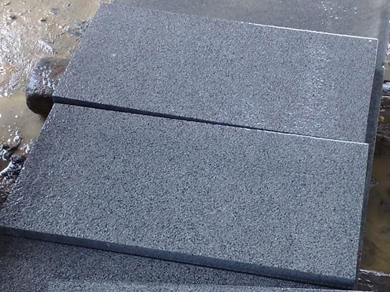 G654 Padang Dark Grey Granite Tiles