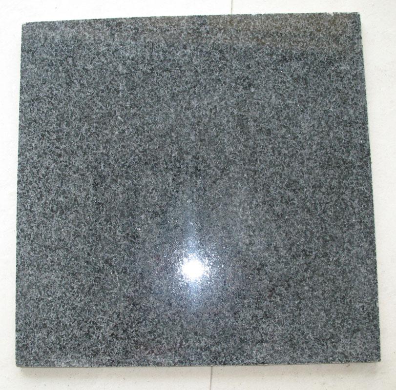 G654 Polished Chinese Grey Granite Tiles