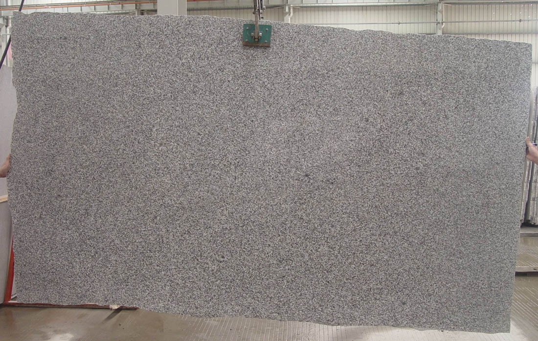 G657 Stone Slab Polished Grey Granite Slabs