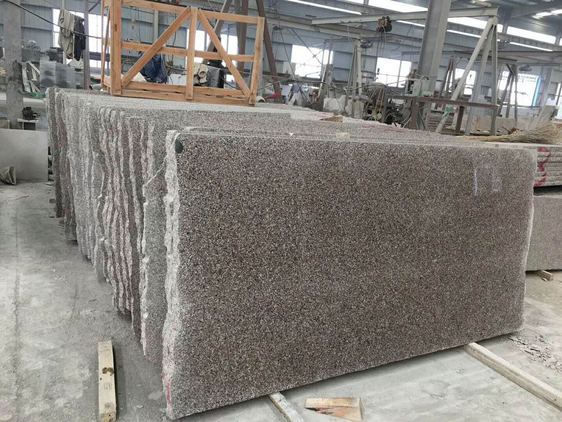 G664 Chinese Grey Granite Slabs