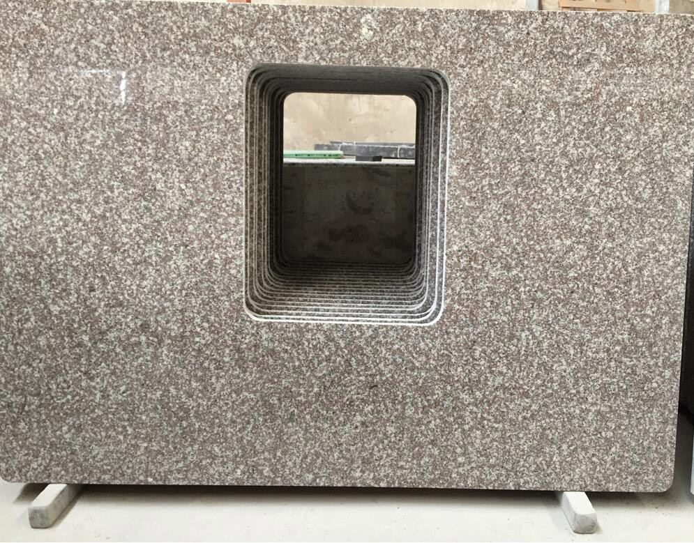 G664 Granite Bathroom Vanity Top with Top Quality
