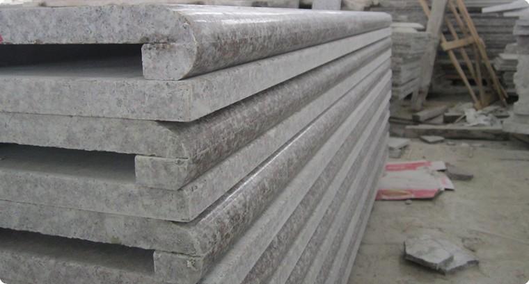 G664 Granite Stairs