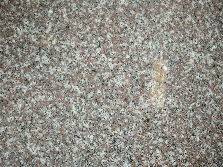 G664 Pink Granite Color