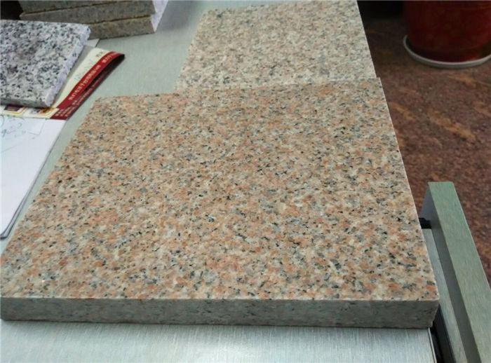 G681 Chinese Pink Granite Tiles