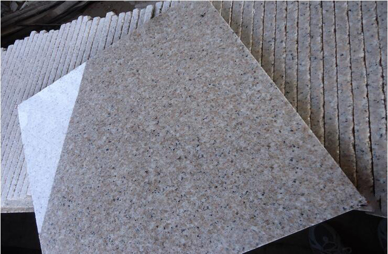 G681 Chinese Polished Granite Tiles for Flooring