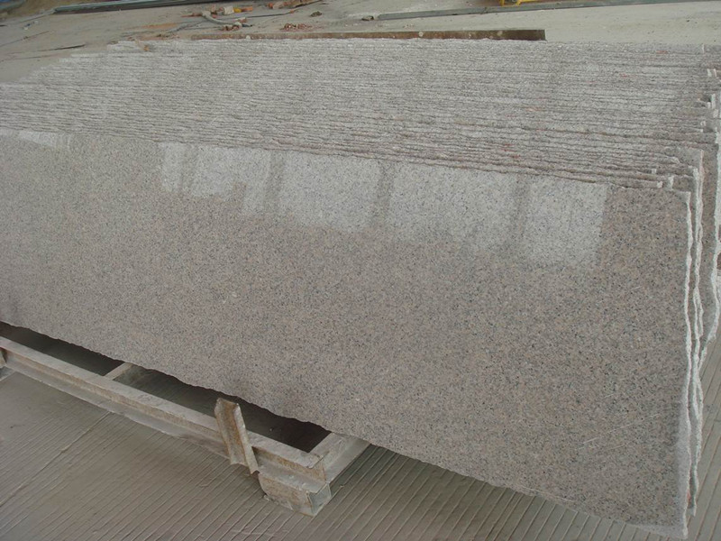 G681 Pink Granite Slab Polished Granite for Countertops