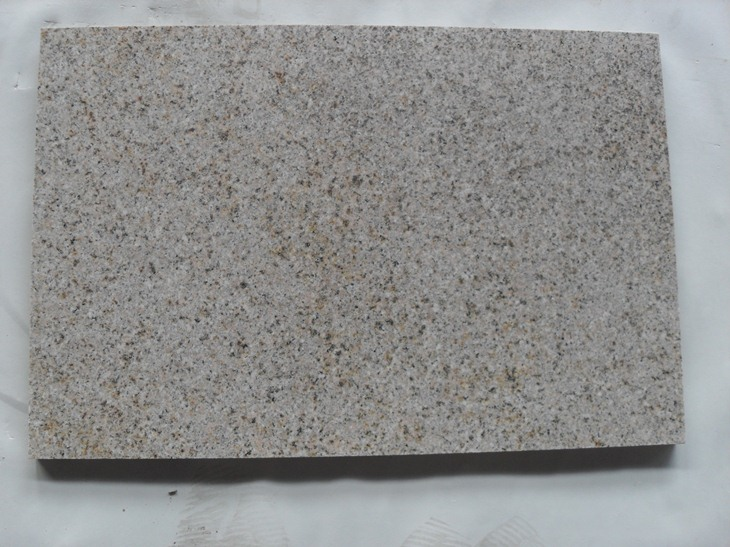 G682 Granite Beige Granite Flooring Tiles